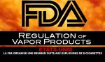 США: FDA проводит встречу после многочисленных взрывов электронных сигарет.