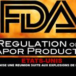 """ארה""""ב: ה- FDA מקיים פגישה בעקבות פיצוצים רבים של סיגריות אלקטרוניות."""