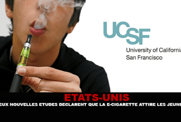 USA: Two new studies report that e-cigarettes attract young people.