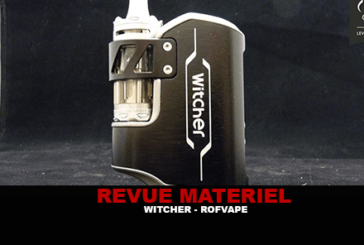 RECENSIONE: WITCHER BY ROFVAPE