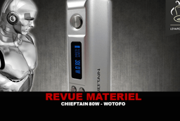 REVIEW: CHIEFTAIN 80W BY WOTOFO
