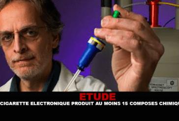 STUDIO: la sigaretta elettronica produce almeno composti chimici 15.