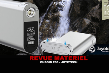 REVIEW: CUBOID 200 (TRIPLE ACCUS) BY JOYETECH