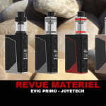 REVIEW: EVIC PRIMO BY JOYETECH