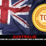 אוסטרליה: איסור ניקוטין אינו מסייע בהפחתת עישון