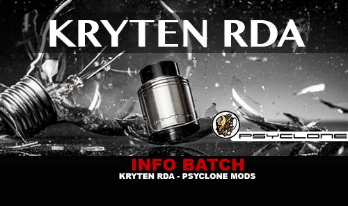 INFO BATCH : Kryten RDA (Psyclone)
