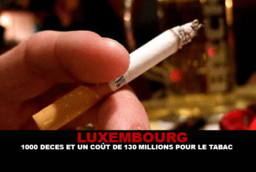 ΛΟΥΞΕΜΒΟΥΡΓΟ: Θάνατοι 1000 και κόστος εκατομμυρίων 130 για τον καπνό