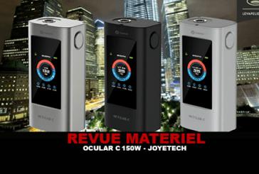 REVIEW: OCULAR C 150W BY JOYETECH