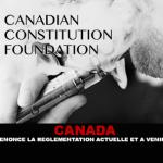CANADA : Un rapport dénonce la réglementation actuelle et à venir sur la e-cigarette.