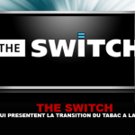ה- SWITCH: סרטונים שמראים את המעבר מטבק לסיגריות אלקטרוניות.