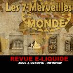 REVUE : ZEUS A OLYMPIE (GAMME LES 7 MERVEILLES DU MONDE) PAR INFINIVAP