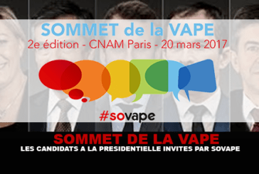 TOP OF THE VAPE: i candidati alla presidenza invitati da Sovape.