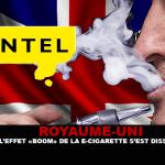 """הממלכה המאוחדת: השפעת ה""""בום """"של הסיגריה האלקטרונית התפוגגה."""