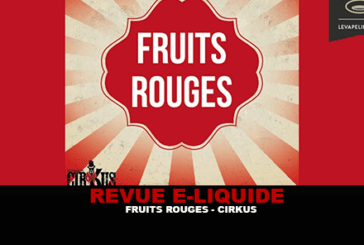REVIEW: RED FRUIT (RANGE CIRKUS AUTHENTIC) BY VDLV