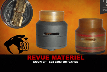 REVIEW: GOON LP BY 528 CUSTOM VAPES