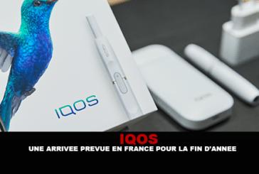 IQOS: הגעה מתוכננת בצרפת עבור סוף השנה 2017