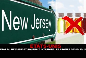 UNITED STATES: New Jersey could ban e-liquids