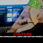 CULTURE : Le site italien de vape Sigmagazine lance une édition papier bimestrielle.