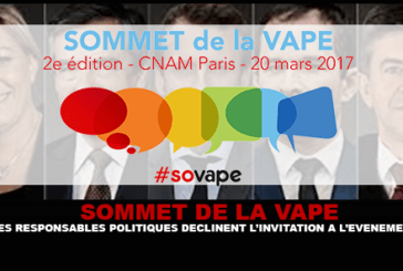 VAPE SUMMIT: i leader politici declinano l'invito all'evento.