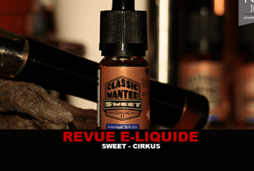 REVIEW: SWEET (CLASSIC WANTED RANGE) BY CIRKUS (VDLV)