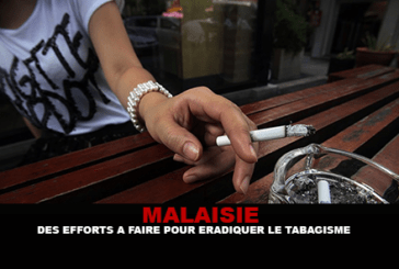 MALAYSIA: According to one report, there is still work to be done to eradicate smoking.