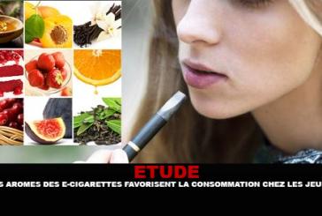 מחקר: ניחוחות של סיגריות אלקטרוניות מעדיפים את הצריכה בקרב צעירים.