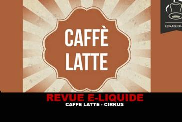 REVIEW: CAFFE LATTE (RANGE CIRKUS AUTHENTIC) BY VDLV
