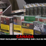 CANADA: Tobacco is too easily accessible on Prince Edward Island.