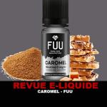 REVUE : CAROMEL (GAMME ORIGINAL SILVER) PAR THE FUU