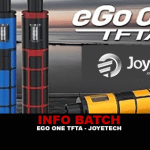 מידע נוסף: eGo One TFTA Kit (Joyetech)