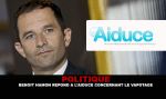 BELEID: Benoit Hamon beantwoordt de Aiduce betreffende vapen.