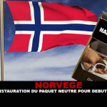 НОРВЕГИЯ: введение нейтрального пакета для 1er July 2017.