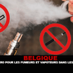 BELGIUM: Zero tolerance for smokers and vapers in public places.