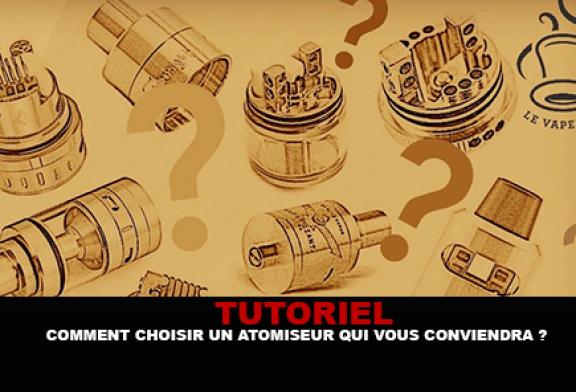 TUTORIAL: ¿Cómo elegir un atomizador que se adapte a ti?