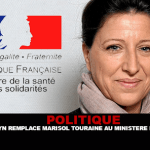 POLITICS: Agnès Buzyn replaces Marisol Touraine at the Ministry of Health.
