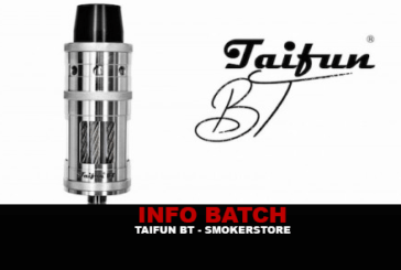 BATCH INFO: Taifun BT (Smokerstore)