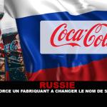 RUSSIE : Coca-Cola force un fabriquant à changer le nom de son e-liquide.