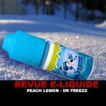 REVUE : Peach Lemon par Dr Freezz !