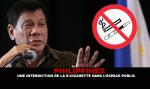 PHILIPPINES : Une interdiction de la e-cigarette dans l'espace public.