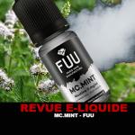 REVUE : MC.Mint (Gamme Original Silver) par The FUU