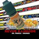 REVUE : ORANGE PAR DR. FREEZZ !