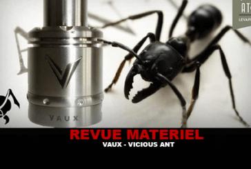 REVUE : Vaux RDA par Vicious Ant