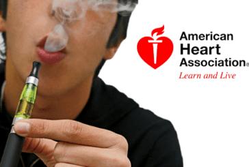 ÉTATS-UNIS : L'American Heart Association se félicite de la baisse du vapotage chez les jeunes.