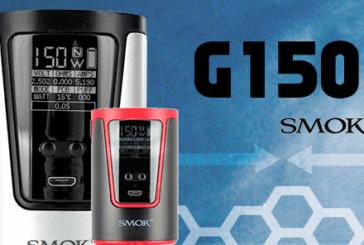 INFO BATCH : G150 (Smoktech)