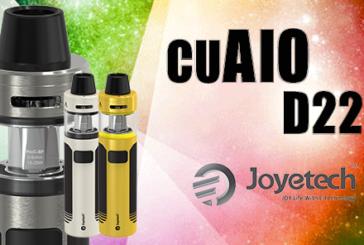 INFO BATCH : CuAIO D22 (Joyetech)