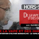 VON VAPE UND OHMS: Interview mit Olivier Marquolive (Le Vapelier)
