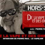 OF VAPE AND OHMS: Interview with Pierre Paul (THE VAPELIER)