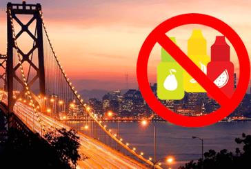 ארצות הברית: סן פרנסיסקו מתכוננת לאסור מכירת נוזלים אלקטרוניים בטעם.