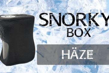 INFO BATCH : Snorky box (Häze)