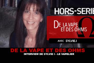 של VAPE ו OHMS: ראיון של סילבי (Le VAPELIER)